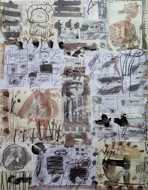 , 'Collage IV,' 2015, Spotte Art