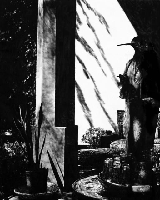 , 'Und Man Siehet Die Im Lichte,' 2018, Charlie Smith London