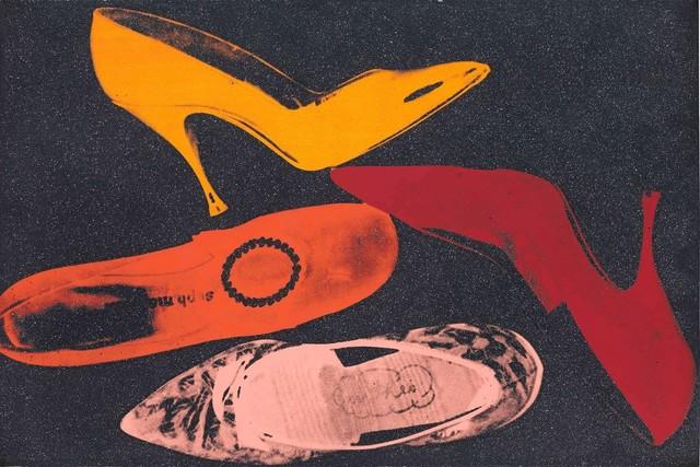 Andy Warhol, 'Shoes (FS II.253)', 1980, Reuben Colley Fine Art