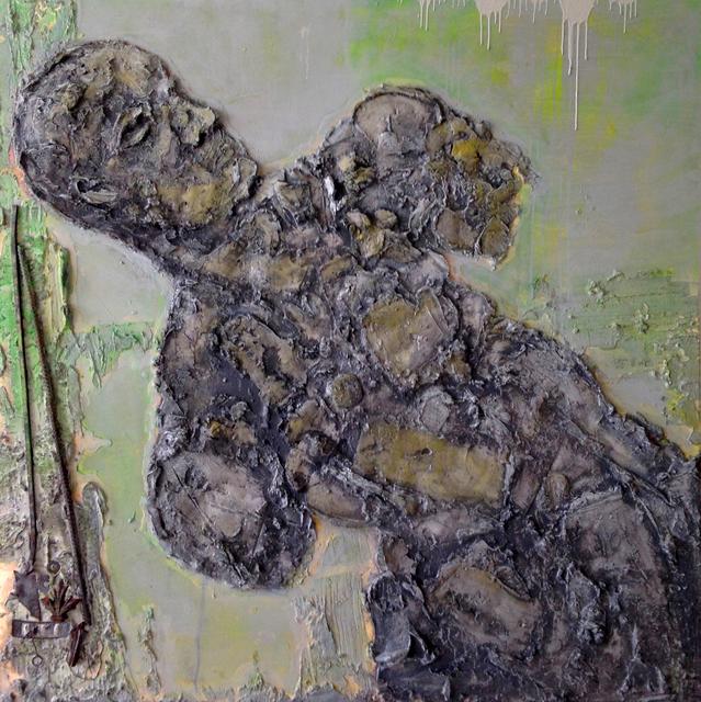 , 'Le penseur de Brooklyn,' 2016, Thompson Landry Gallery