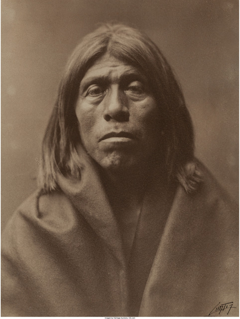 Edward Sheriff Curtis, 'Quinaika- Mohave', 1903, Heritage Auctions