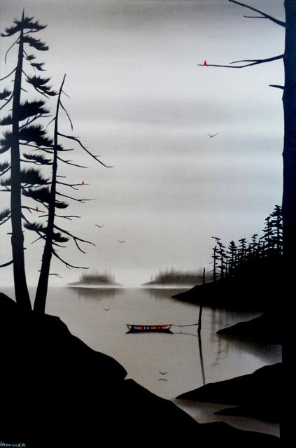 Natasha Miller, 'Loving by the Crazy Canoe', 2019, Petroff Gallery