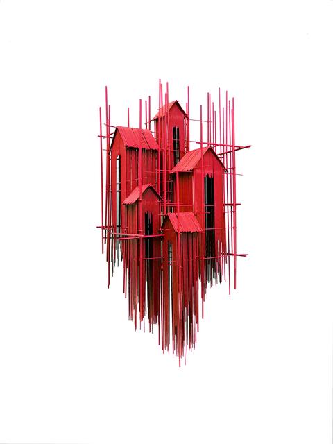 , 'Floating Favelas XI,' 2020, Danysz Gallery