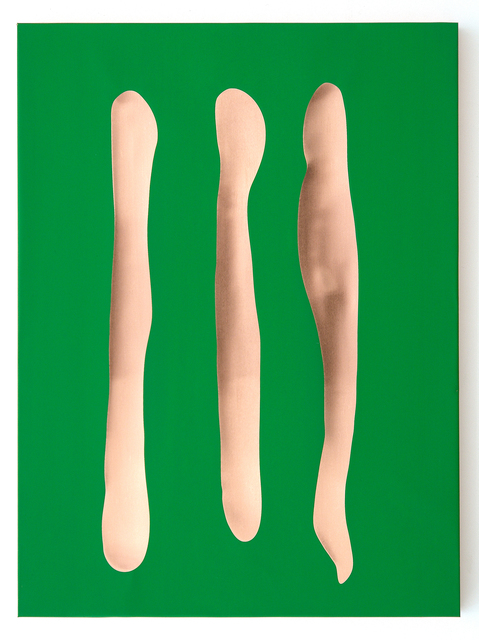 , 'Mr. Green,' 2002, Galerie Sabine Knust