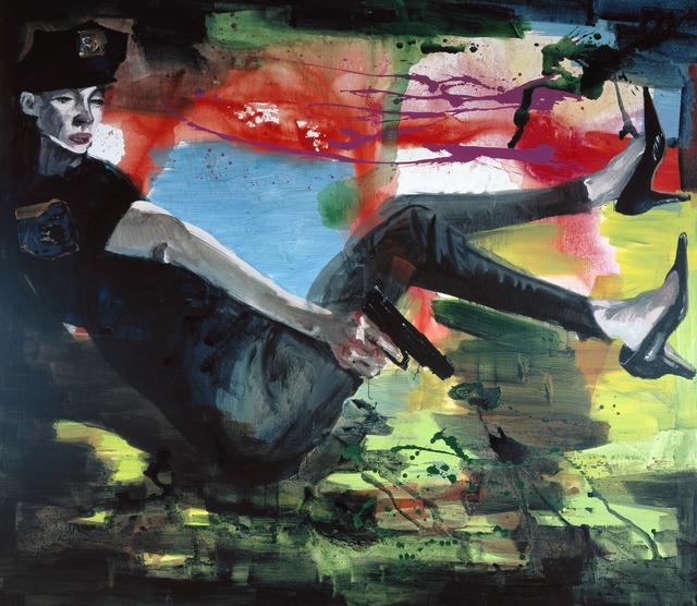 , 'Art Cop (Jenny),' 2015, Albertz Benda