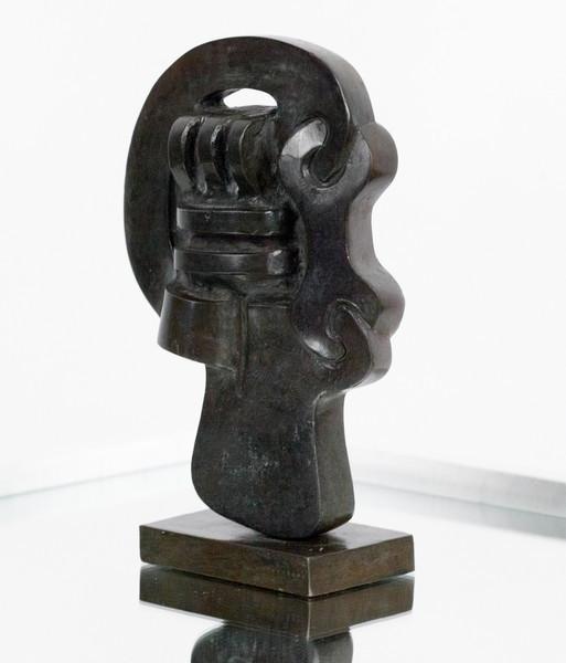 , 'Keyhead IV,' 1967, Caviar20