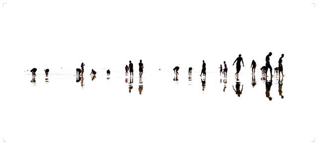 , 'Plage 5,' 2017, Villa del Arte Galleries
