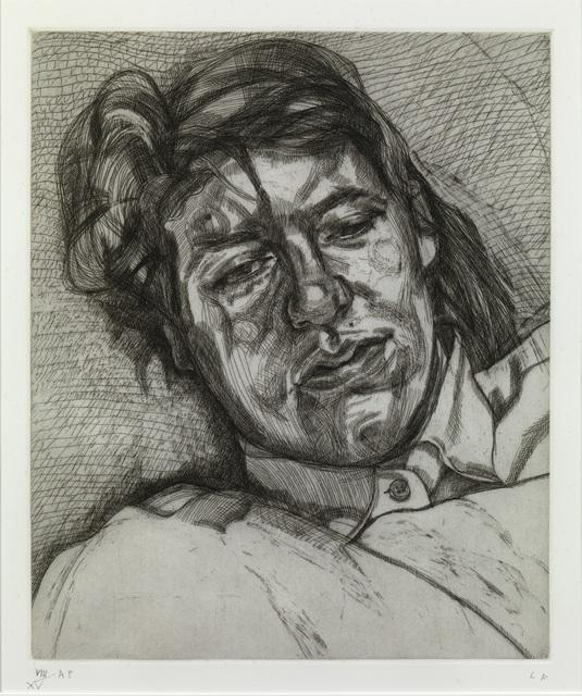 , 'Bella ,' 1987, Osborne Samuel