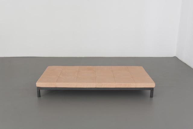 Johannes Wald, 'Pedestal for a muse', 2011, Daniel Marzona