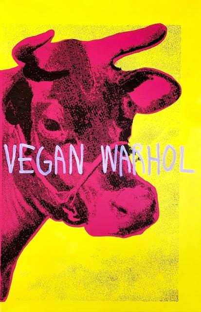 CB Hoyo, 'Vegan Warhol', 2019, Imitate Modern