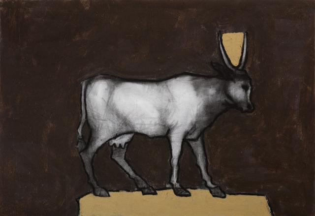 , 'Cash Cow,' 2016-2017, Stevenson
