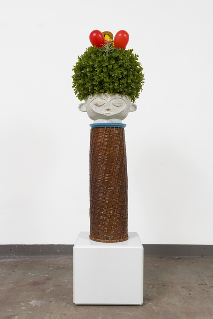 , 'TBT (Bush Basket),' 2017, Ever Gold [Projects]
