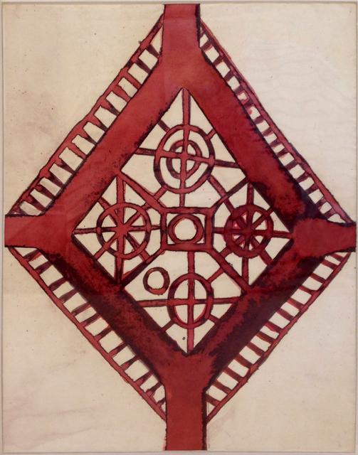 , 'Untitled [Bordados series],' 1960's, Bergamin & Gomide
