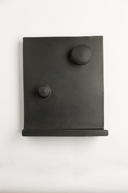 , 'wall piece,' 2015, Caroline Van Hoek