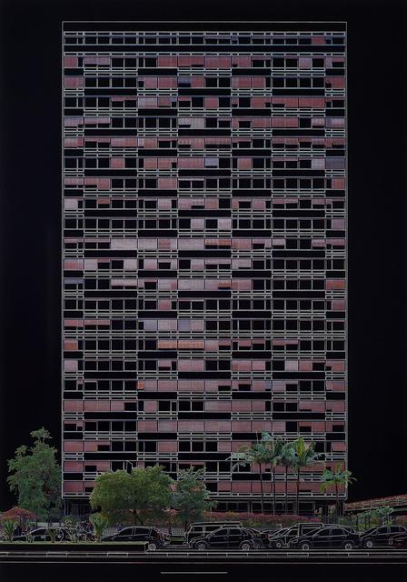 , 'Edificio Pauliceia,' 2014, Galeria Marilia Razuk