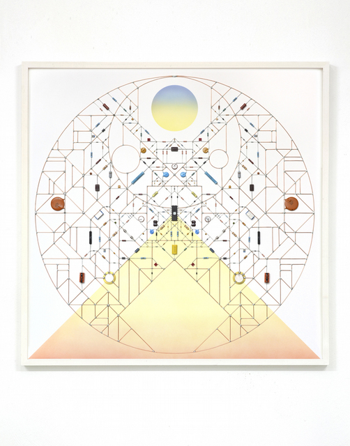 , 'Technological Mandala 105 (Mountain Solace),' , Beers London