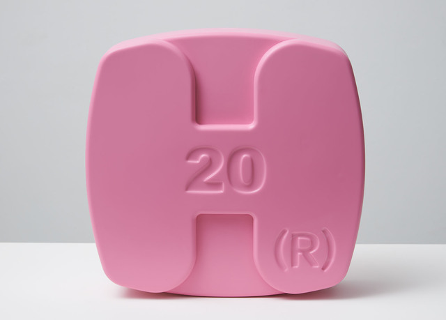 , 'Hygroton (Pink),' 2014, Paul Stolper Gallery