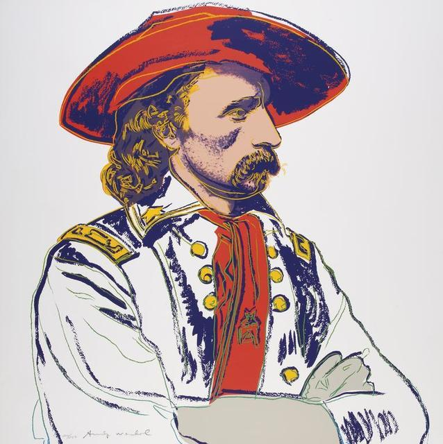Andy Warhol, 'General Custer', 1986, Vertu Fine Art