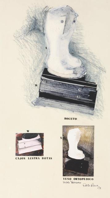 , 'Lustrabotas,' 1973, Rolf Art