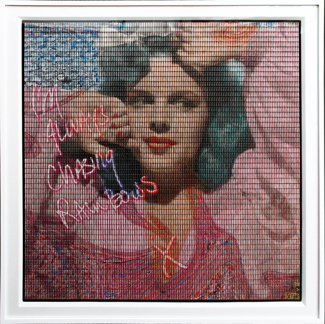 , 'Chasing Rainbows - Judy Garland,' 2015, UNIX Gallery
