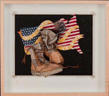 , 'Sam's Boots,' , Zenith Gallery