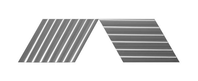 """, 'doppia diagonale """"O"""" e """"V"""",' 1992, Vistamare"""