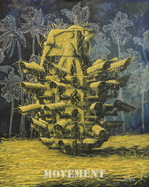 Alexi Torres, 'Movement', 2018, Conde Contemporary