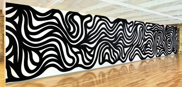 sol lewitt | wall drawing #631 (1990) | artsy