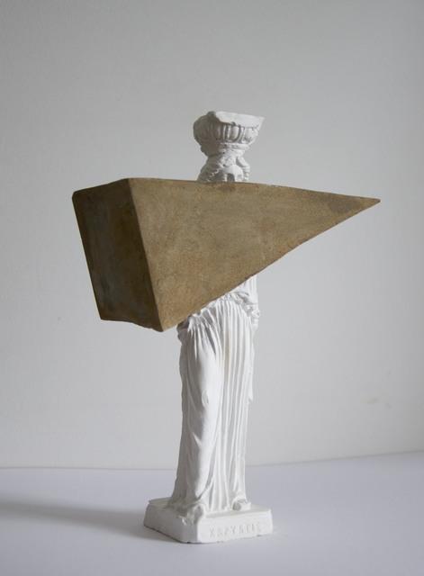 Kostas Synodis, 'Square Logic I', 2016, bo.lee gallery