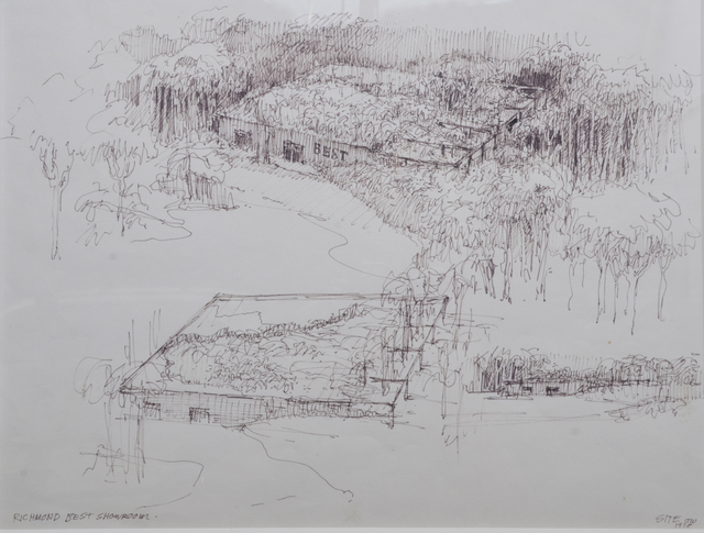 , 'Richmond Best Showroom ,' 1978, Rhona Hoffman Gallery