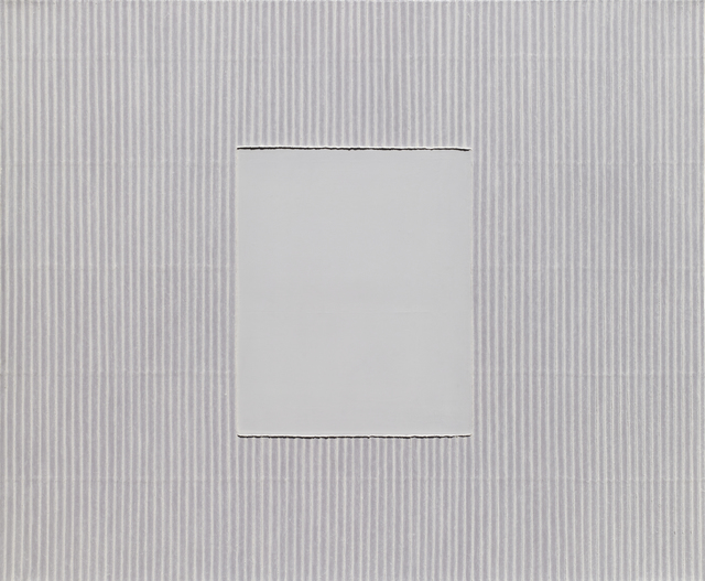 , 'Ecriture No. 021009,' 2002, Tina Kim Gallery
