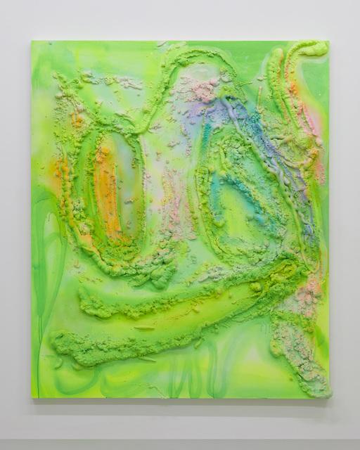 , 'Self portrait, funny smile.,' 2019, Tomio Koyama Gallery