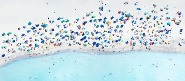 , 'Spiagge bianche study 2,' 2015, french art studio