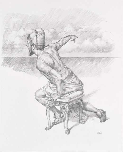 , 'Odysseus Study,' 2016, The Scottish Gallery
