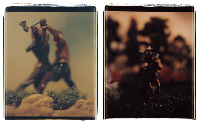 David Levinthal, 'Untitled from The Wild West', 1988-1989, Phillips