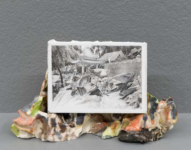 , 'Haw Par Villa #4 (Swans),' 2016, Galerie pompom