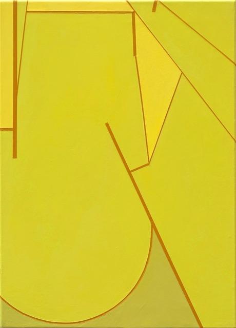 , 'Alphabet 4,' 2019, Kogan Amaro