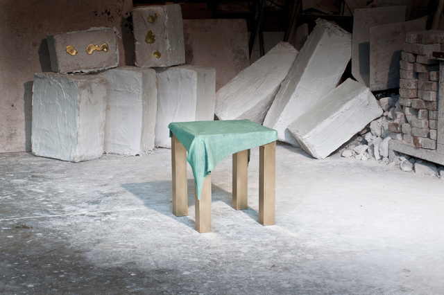 , 'Dressed Stool,' 2012, Industry Gallery