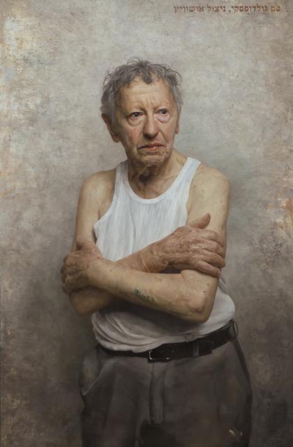 David Kassan, 'Portrait of Sam Goldofsky, Survivor of Auschwitz', 2015, Gallery Henoch