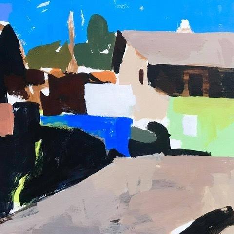 Mark Daniel Nelson, 'Urban Abstraction', 2019, William Matthews Studio