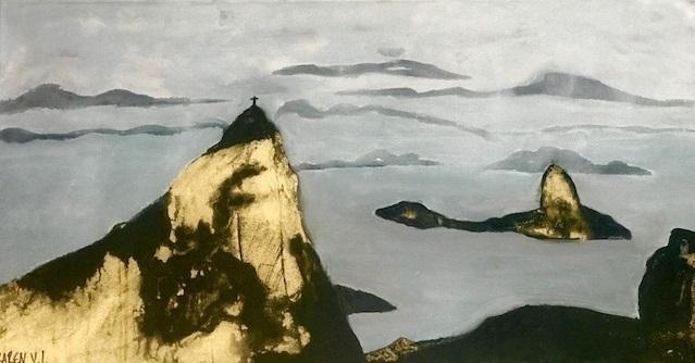 , 'Brumas sobre a Baía de Guanabara,' , Inn Gallery