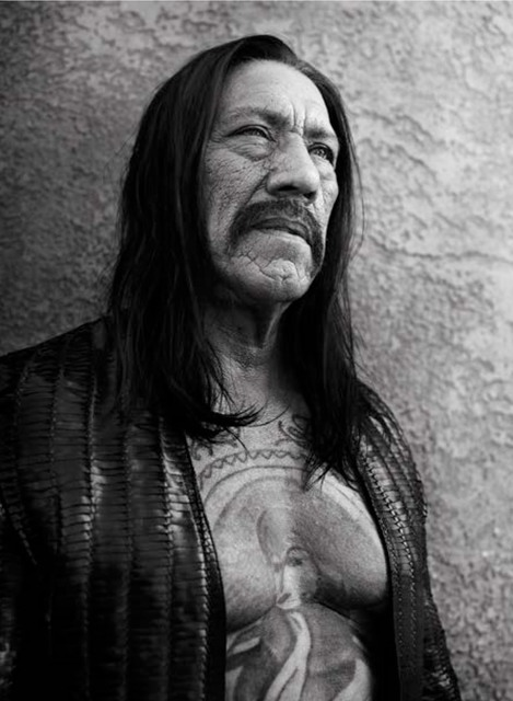 , 'Danny Trejo, Los Angeles,' 2011, Werkhallen // Obermann // Burkhard