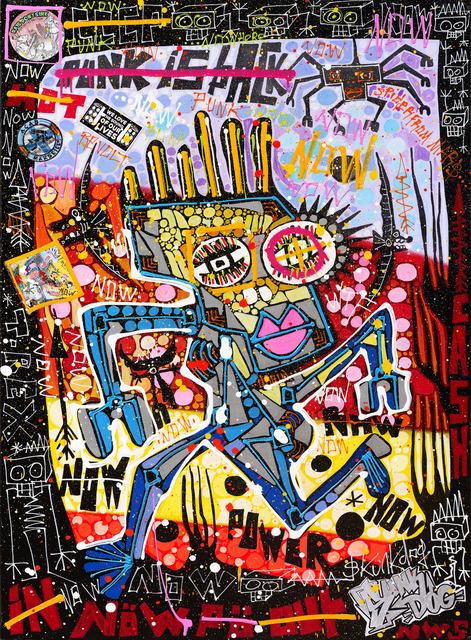 , 'IN THE PINE,' , David Pluskwa