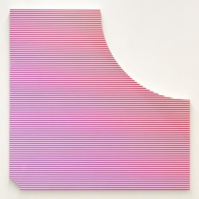Aaron Finnis, '7 MB (RGB: Magenta/Red),' 2013, Et al.