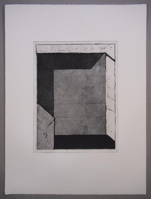 , 'Exerzitium VII,' 2017, Galerie Reinhold Maas