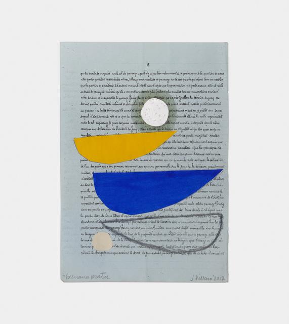 Julio Villani, 'banana prata', 2017, Galeria Raquel Arnaud