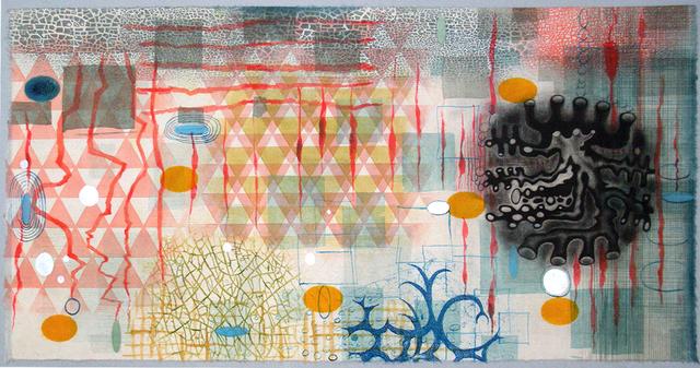 , 'Floral Transition,' 2016, Atrium Gallery