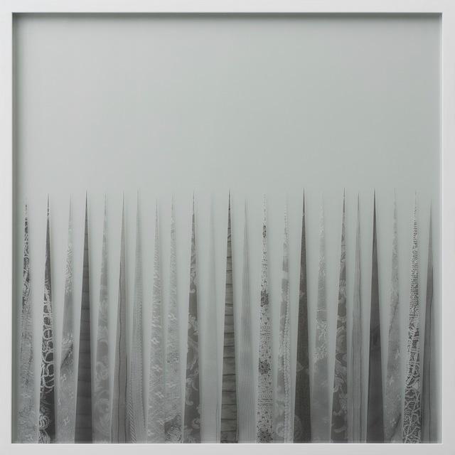 , 'Ritardo di vetro #10,' 2013, PLUTSCHOW GALLERY