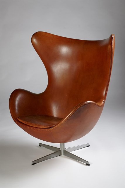 , 'Egg Chair,' 1958, Modernity