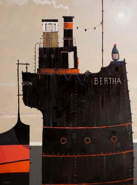 , 'Big Bertha,' 2018, The Lemond Gallery